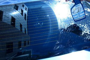 شیشه شوی ماشین